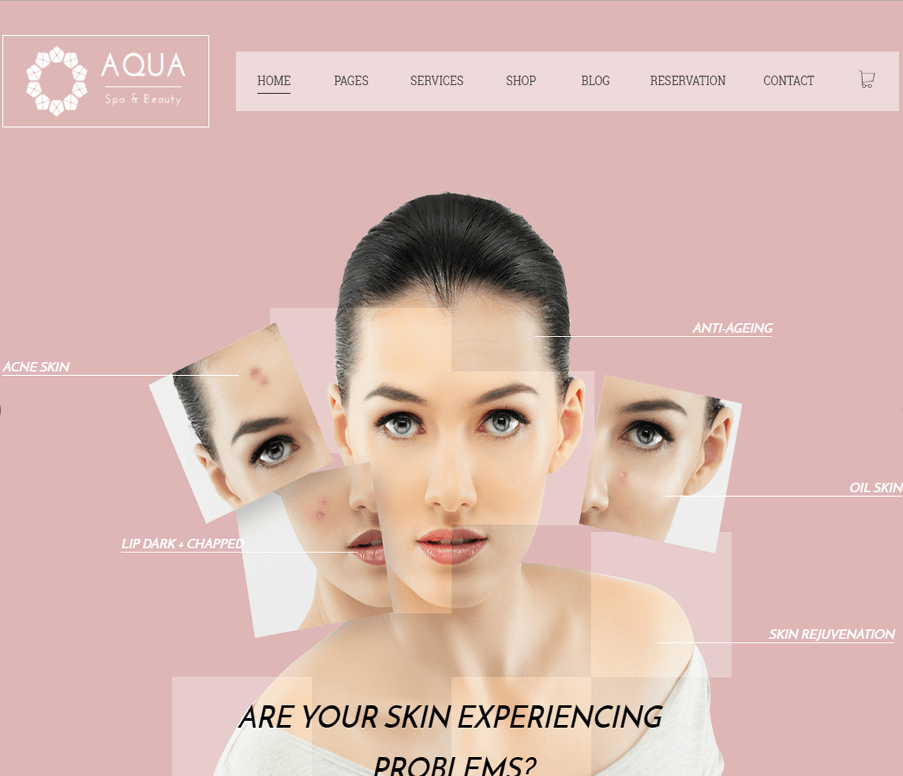 Aqua – Spa and Beauty Responsive WooCommerce WordPress Theme – 11936164-2