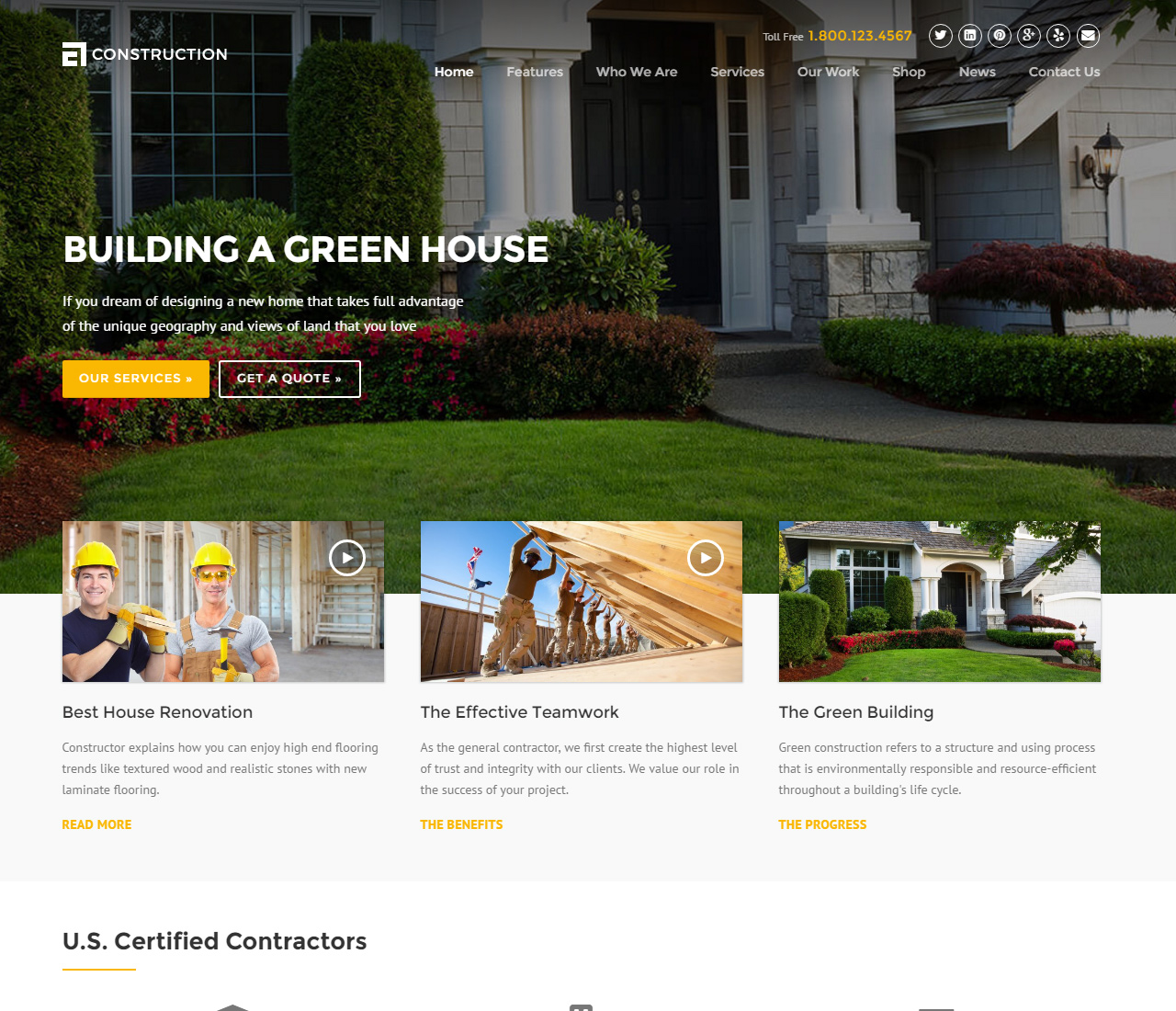 Construction — WP Construction, Building Business — 2 — 10439297
