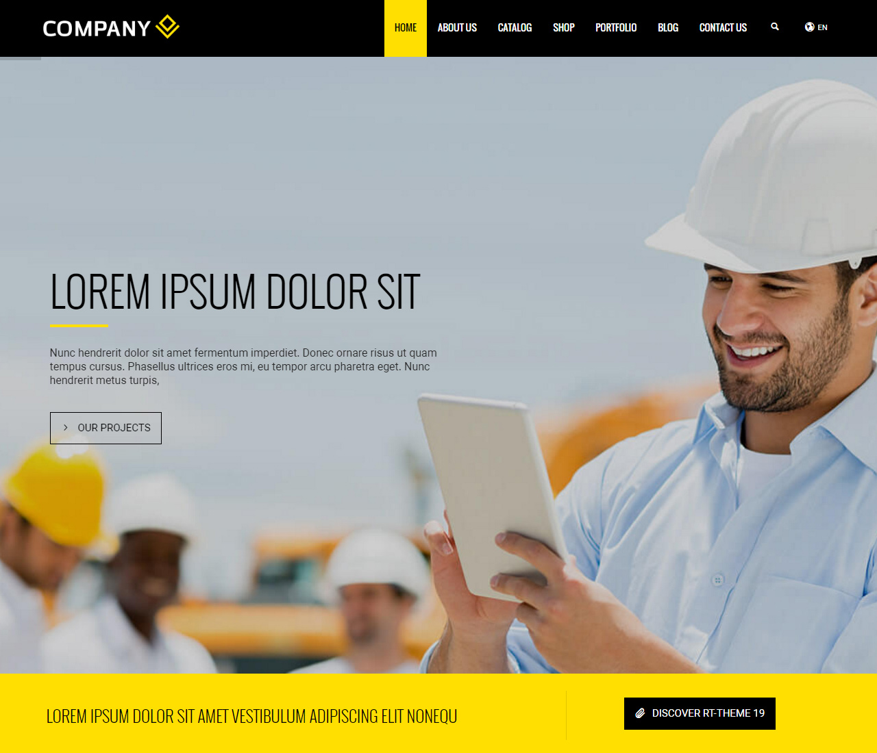 RT-Theme 19 Responsive Multi-Purpose WordPress Theme – 10730591