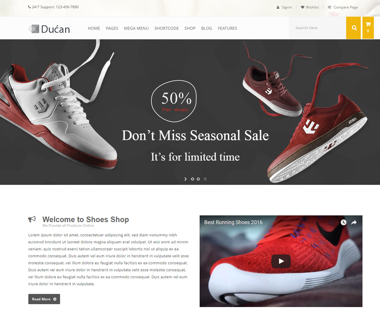 Ducan- Start An Online Store, Woocommerce WP Theme – 3 – 8625137
