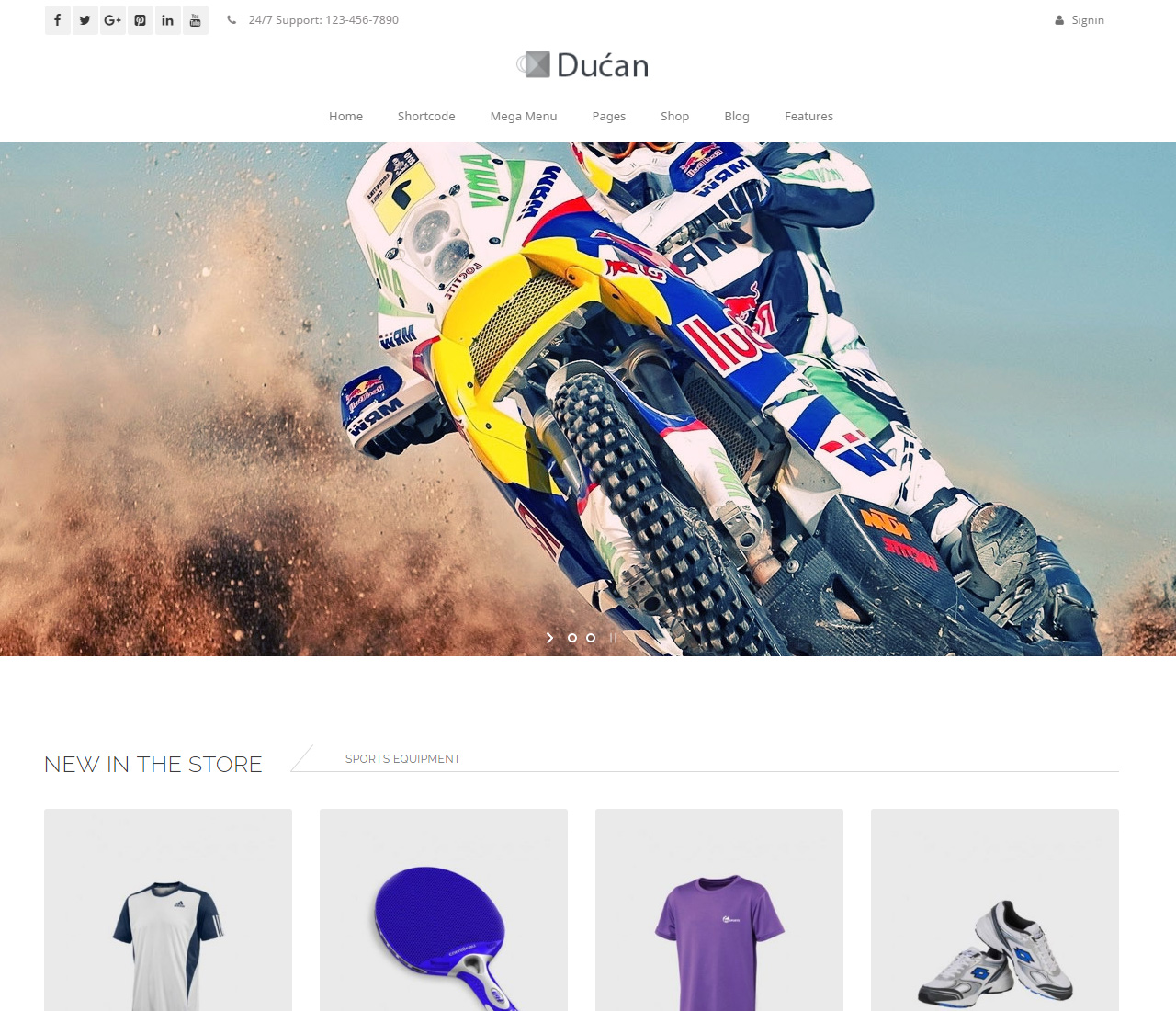Ducan- Start An Online Store, Woocommerce WP Theme — 5 — 8625137