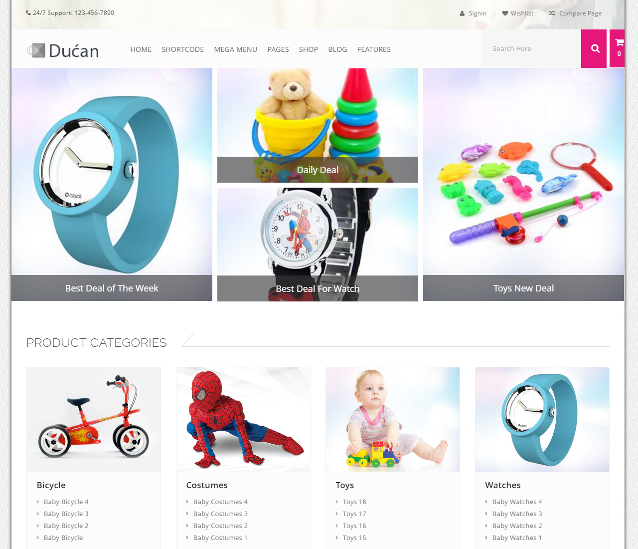 Ducan- Start An Online Store, Woocommerce WP Theme — 7 — 8625137