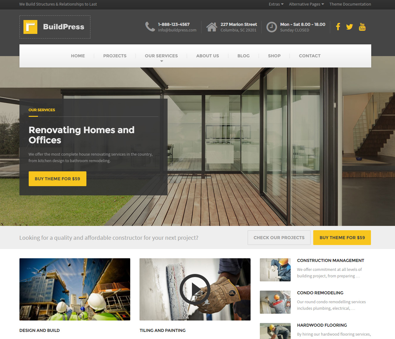 BuildPress — Construction Business WP Theme — 2 — 9323981