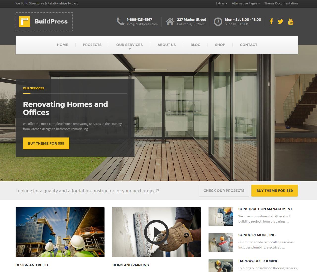 BuildPress — Construction Business WP Theme — 2 — 9323981