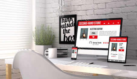 בניית אתר מכירות
